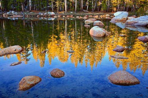 Tuolumne reflection