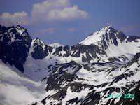 Koprowy Wierch from Tepa (Tupa) Ridge