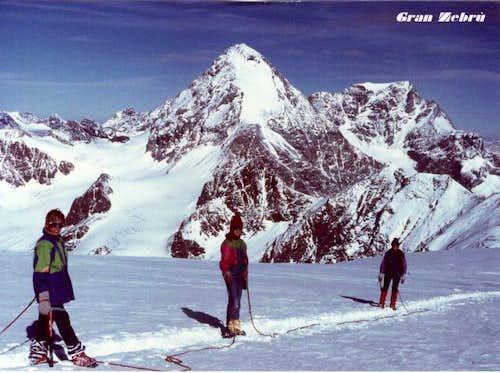 Gran Zebru (Koenig Spitze)...