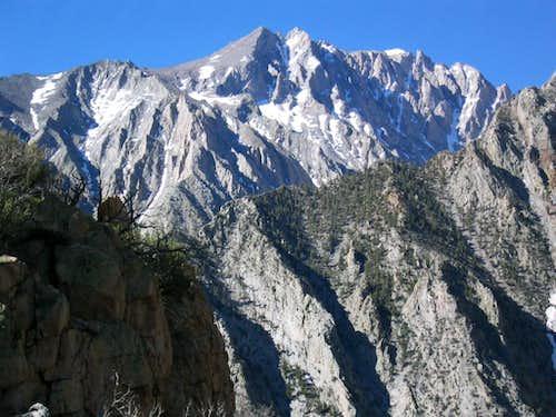 Mt Williamson