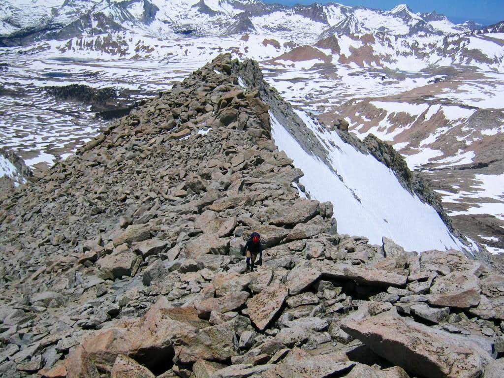 Summit Ridge of Tyndall