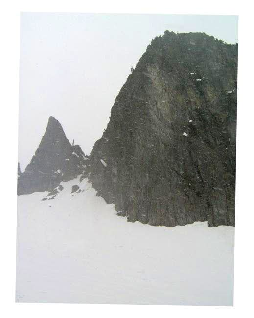 The East Face in some bad...