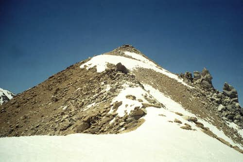 Boundary summit ridge