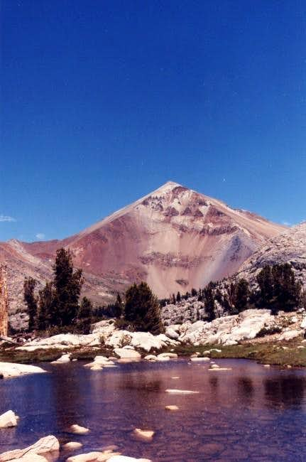 Red Slate Mtn. July 2001