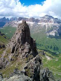 The Summit Tower of la Mèsola