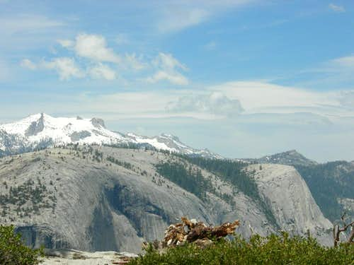 Hoffmann from Half Dome