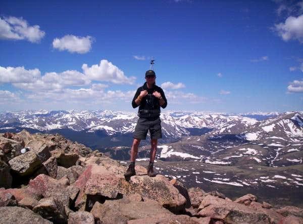 Mt. Bierstadt June 5, 2006