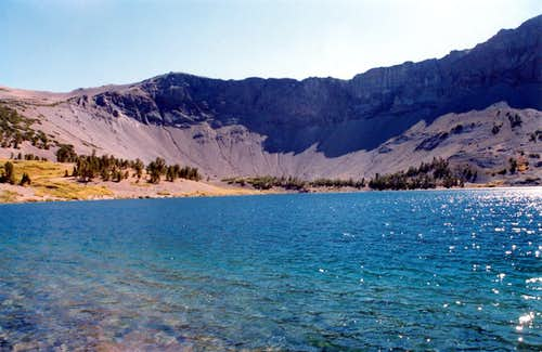 Leavitt Lake