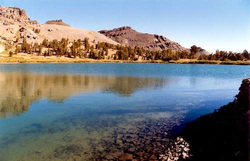 Leavitt Lake
