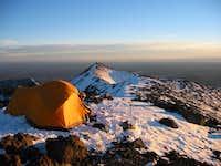 Winter Sunset on AZ's highpoint
