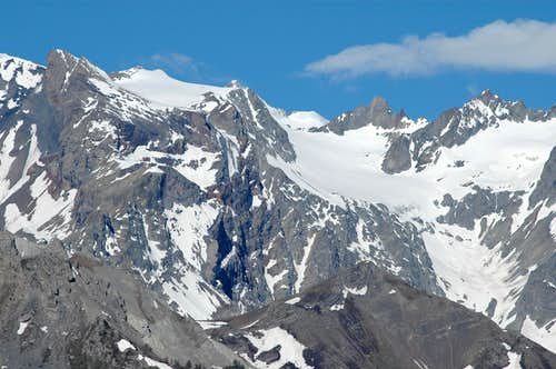 Glacier du Monetier