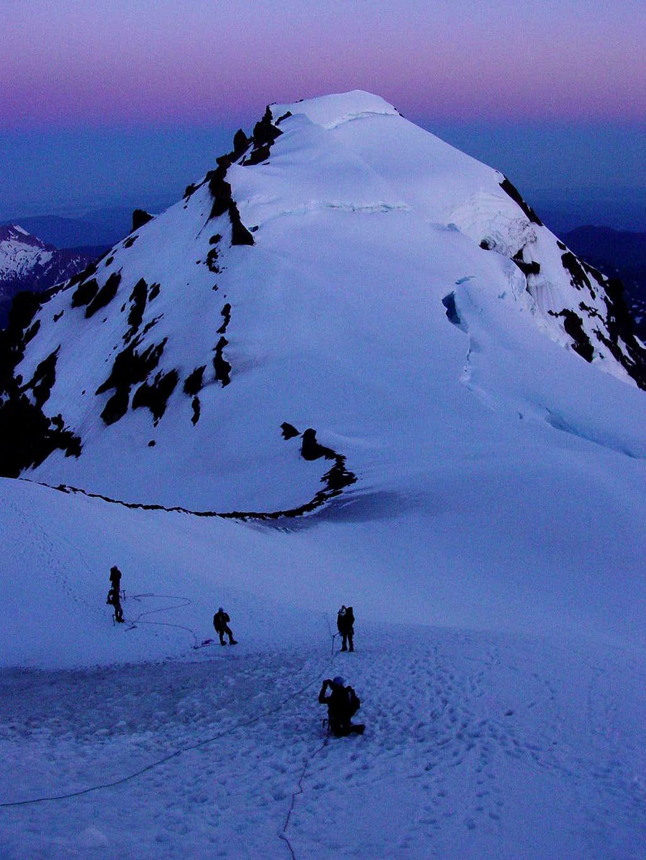 Colfax Peak Before Dawn