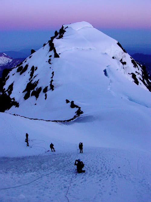 Colfax Peak Before Dawn