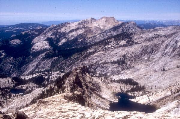 Mt. Silliman and Pear Lake