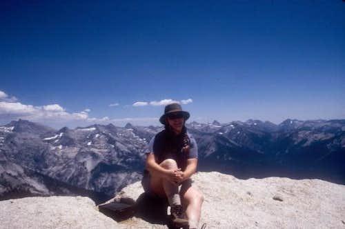 Summit Shot - Alta Peak