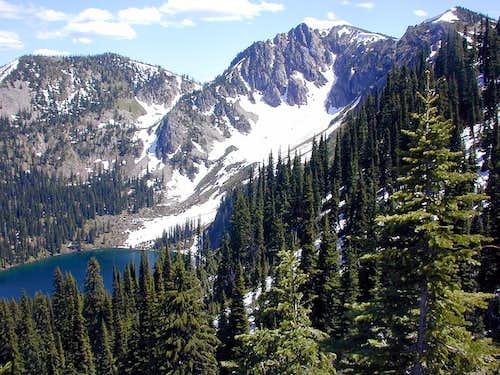 Eagle Cliff Peak