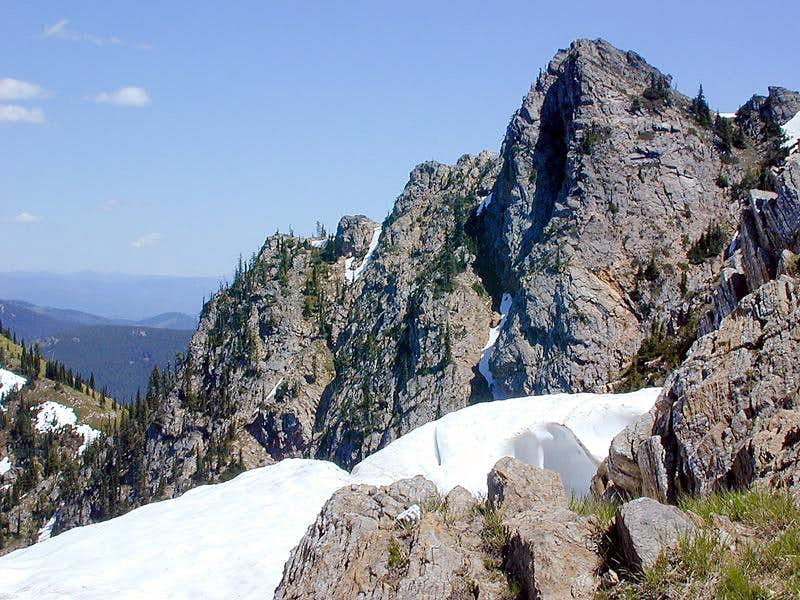 Eagle Cliff Peak
