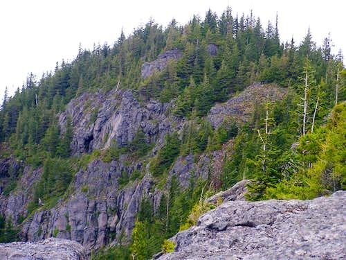 Cliffy Peak