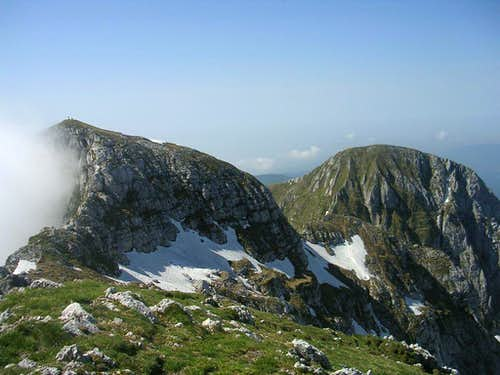 Monte Cavallo and Palantina
