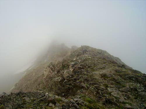 Kelso Ridge to Grays Summit