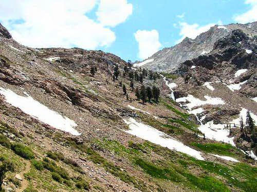 Mineral Peak