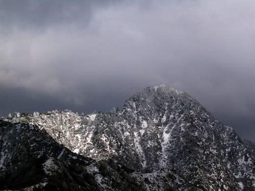 Strawberry Peak