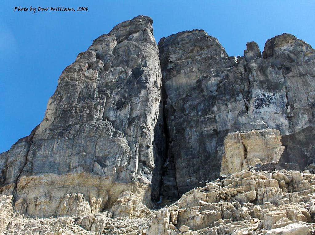Pinnacle Mountain Climb