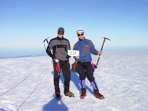Mount Baker Summit June 2006