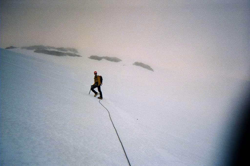 Mt Baker June 3rd 2006
