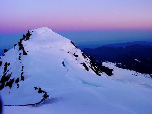 Colfax Peak Blue and Pink
