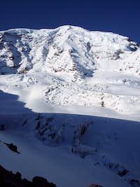 Liberty Ridge from Curtis Ridge