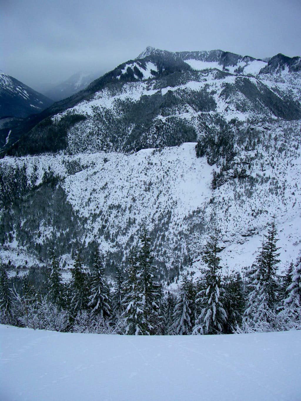McClellan Butte in February