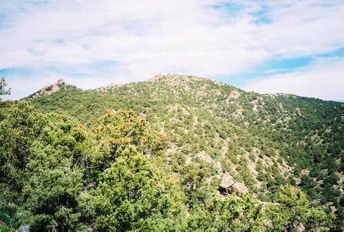 Maturango Peak