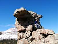Lookout Mountain Outcrop
