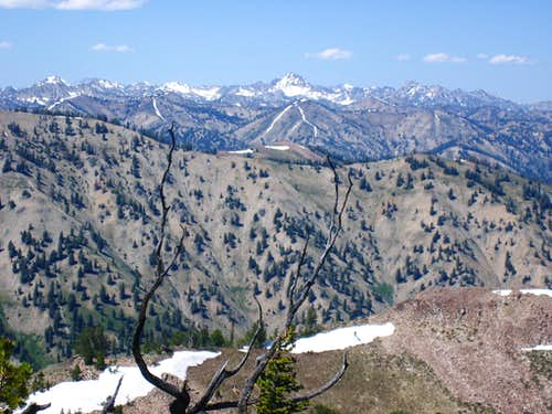 Sawtooths from Two Point