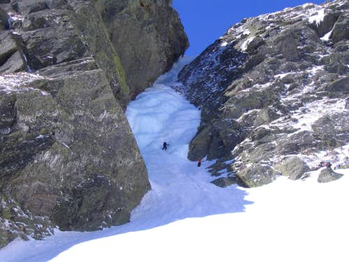 Pinnicle Gully
