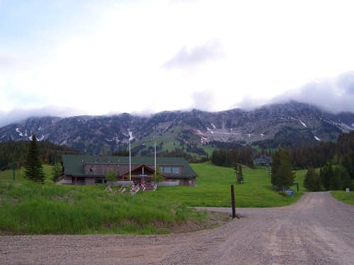 Bridger Bowl and Lodge