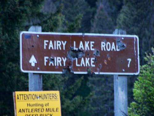7 Miles to Fairy Lake