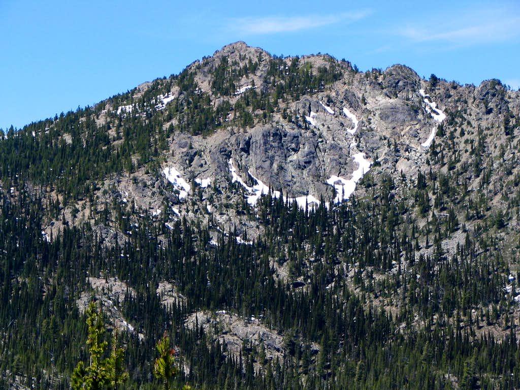 Canyon Mountain