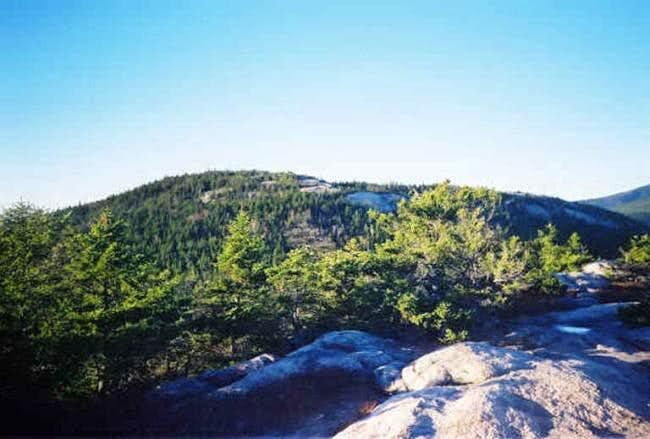 Dickey Mountain