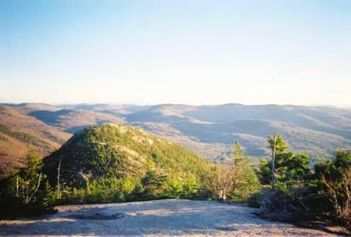 Welch Mountain