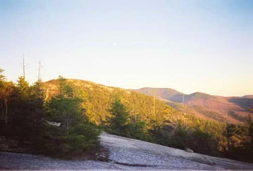 Mt. Welch(11/2000).