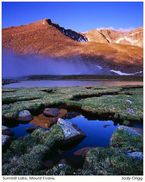 Mount Evans - Sunrise