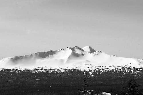 Diamond peak/ winter of 06