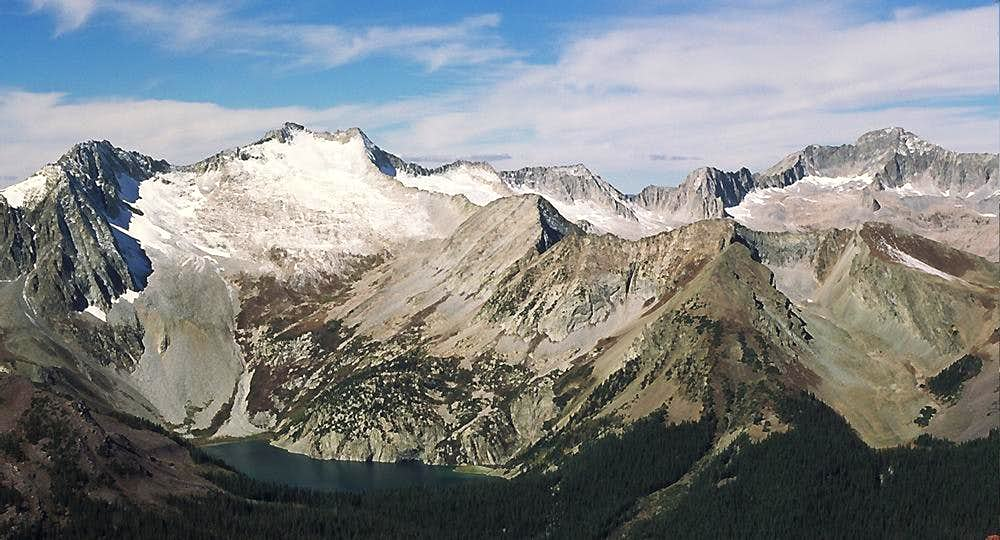 Elk Range Vista