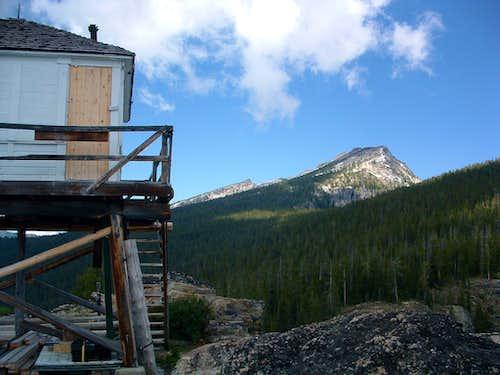 Point 9442 East of Boulder Peak