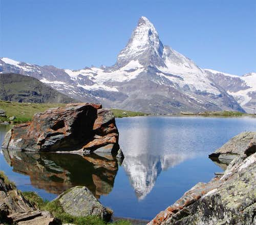 Matterhorn twice