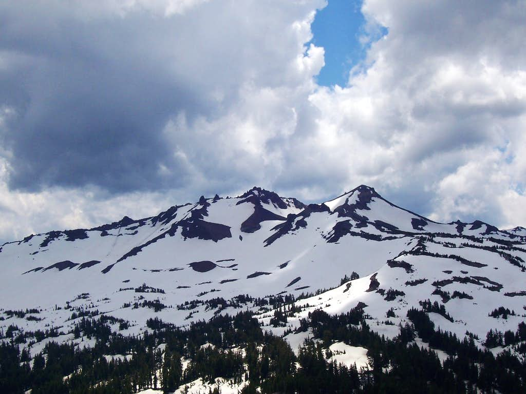 Diamond Peak, Oregon cascades
