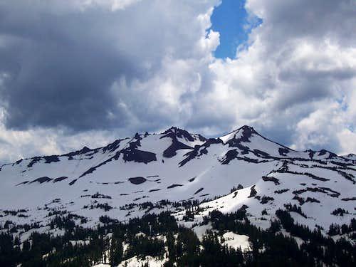 Diamond Peak, Oregon cascades