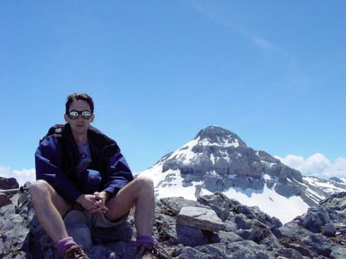 In the summit of SoumCouy...